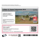Gutscheine & Tickets