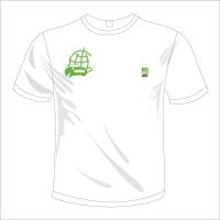 "T-Shirt mit rundem Halsausschnitt Motiv ""12. PTR 2016"""