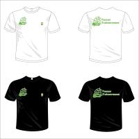 """T-Shirt mit rundem Halsausschnitt Motiv """"Pausaer Trabantrennen"""""""